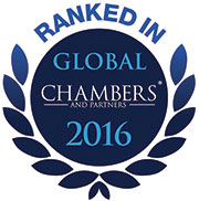 Robin Phelan ranked in Chambers Global